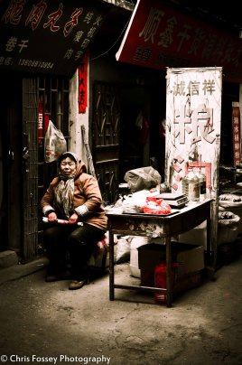 Street Portraits 004 Chris Fossey