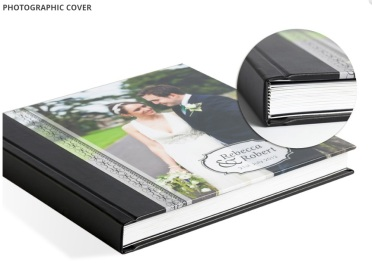 Photo Cover Classic Album Detail 4 Chris Fossey Photography