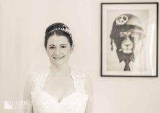 Cassie & Adam's Wedding Photogaphy at The Saxon Mill Warwick-17