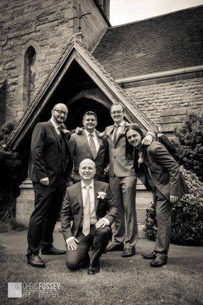 Cassie & Adam's Wedding Photogaphy at The Saxon Mill Warwick-29