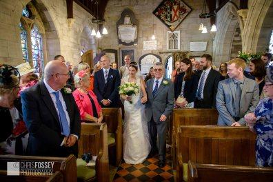 Cassie & Adam's Wedding Photogaphy at The Saxon Mill Warwick-38