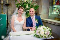 Cassie & Adam's Wedding Photogaphy at The Saxon Mill Warwick-48