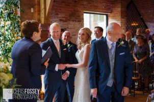 Emma Ian Wedding Photography Shustoke Farm Barns Warwickshire-33