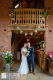 Emma Ian Wedding Photography Shustoke Farm Barns Warwickshire-54