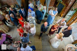 Emma Ian Wedding Photography Shustoke Farm Barns Warwickshire-92