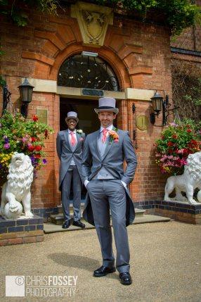 Ping Mark Ardencote Manor Wedding Photography-34