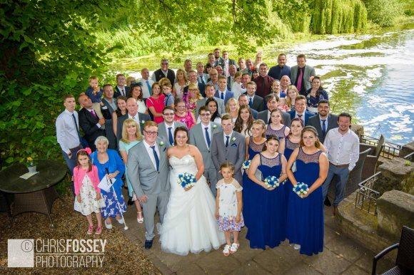 Saxon Mill Wedding Photography