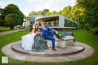 Jephson Gardens Warwickshire Wedding Photography Sarah David-117