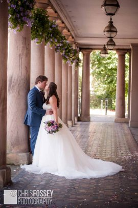 Jephson Gardens Warwickshire Wedding Photography Sarah David-86