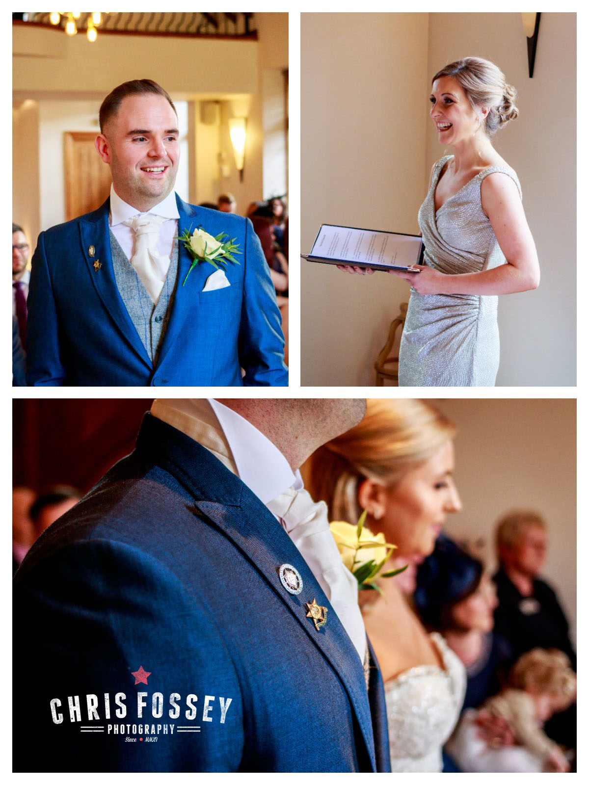 Nuthurst Grange Hotel Gorgeous Natural Wedding Photography Warwickshire Chris Fossey B94 5NL 06