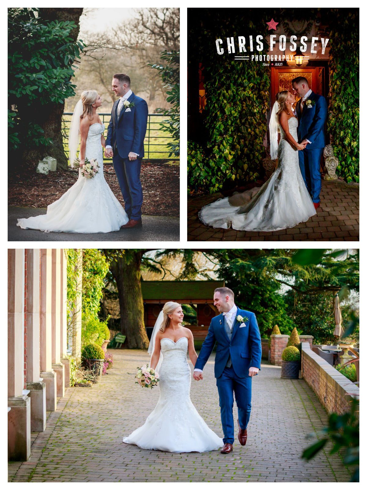 Erica Ross Nuthurst Grange Hotel Gorgeous Natural Wedding Photography Warwickshire Chris Fossey B94 5NL