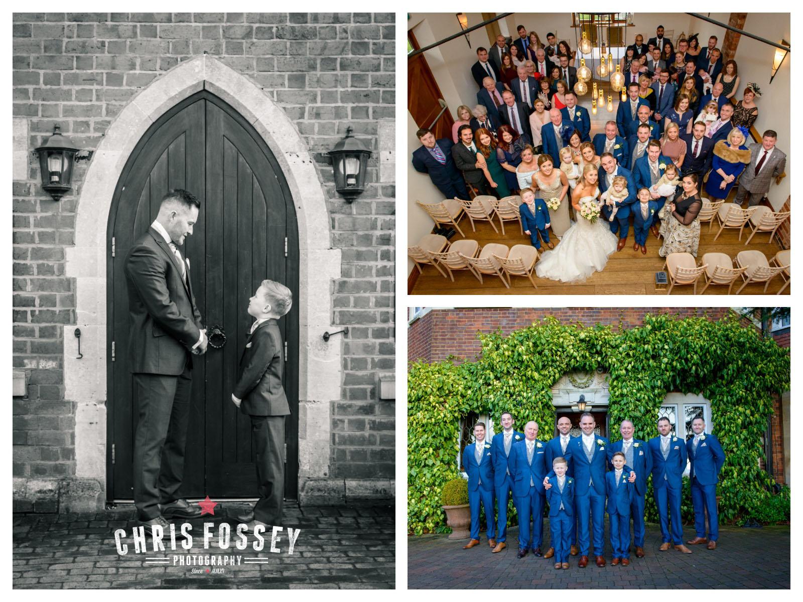 Nuthurst Grange Hotel Gorgeous Natural Wedding Photography Warwickshire Chris Fossey B94 5NL 13