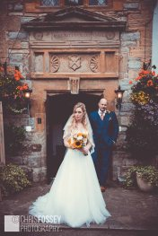 Salford Hall Best Western Warwickshire Wedding Photography Christina Adam-69