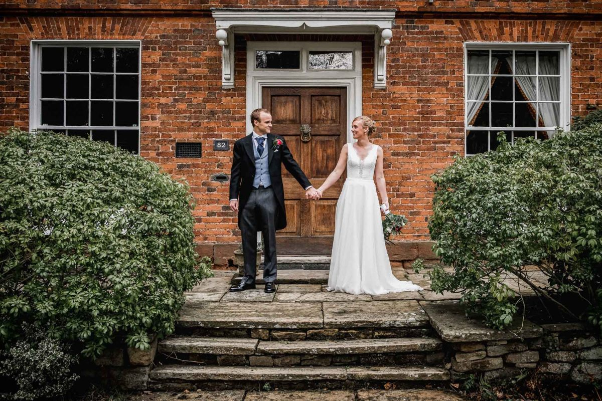 Solihull Winter Warwickshire Abby Simon Wedding Photographer Chris Fossey Photography