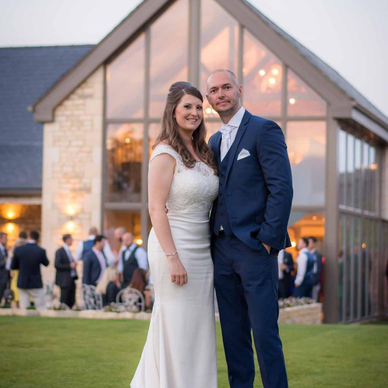 Blackwell Grange Warwickshire Wedding Photography Lorna Ryan