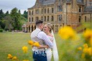 Mercure Warwickshire Walton Hall Summer Wedding Photography Warwickshire