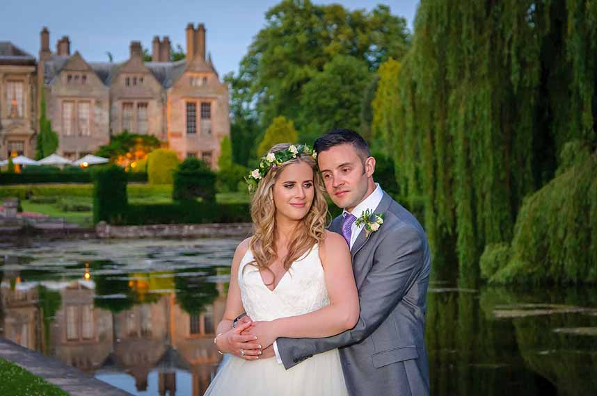Amy Matt June 2018 Coombe Abbey Coventry Wedding Photography