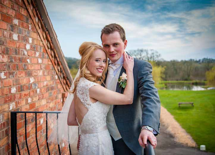 Ben Zoe April 2016 Wootton Park Wedding Photography