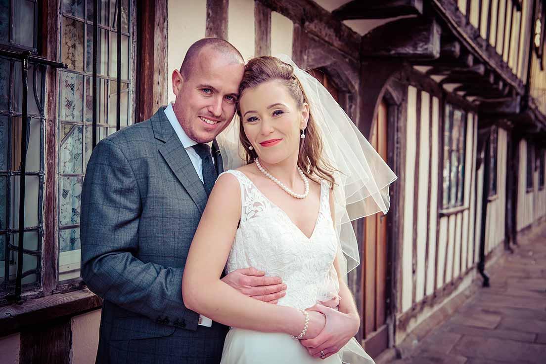 Jon Charlotte Stratford Town Hall Warwickshire Nov 2015 Chris Fossey Wedding Photography Warwickshire