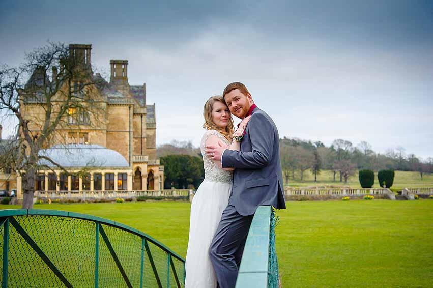 Sam Chris Walton Hall Wellesbourne March 2016 Chris Fossey Wedding Photography Warwickshire