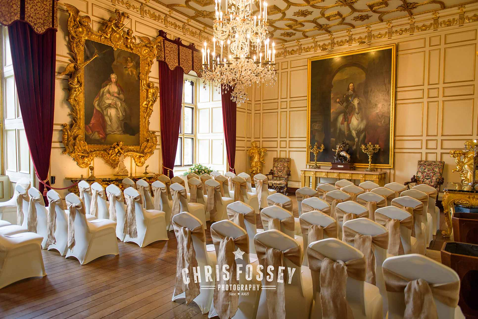 Warwick Castle Wedding Photography by Chris Fossey Photography