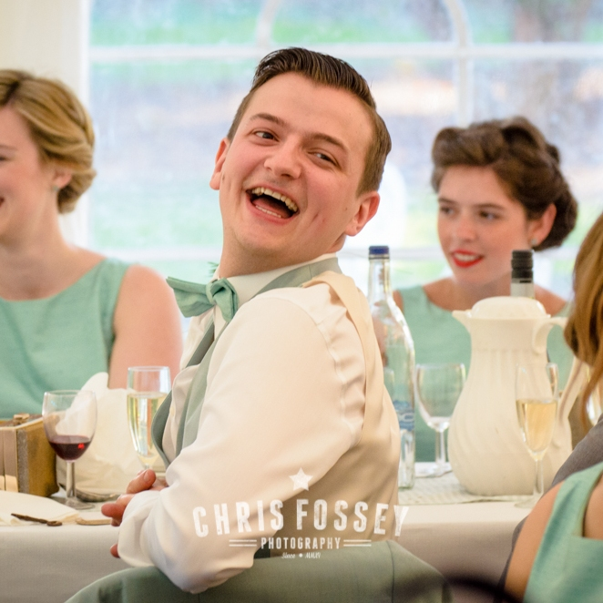 Vintage Themed Staffordshire Wedding Photography by Chris Fossey Warwickshire Photographer