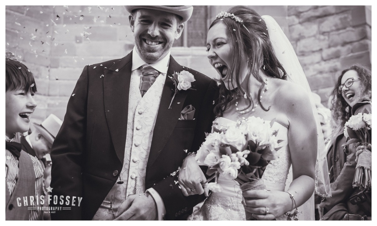 Staffordshire Kinver Wedding Photography UK