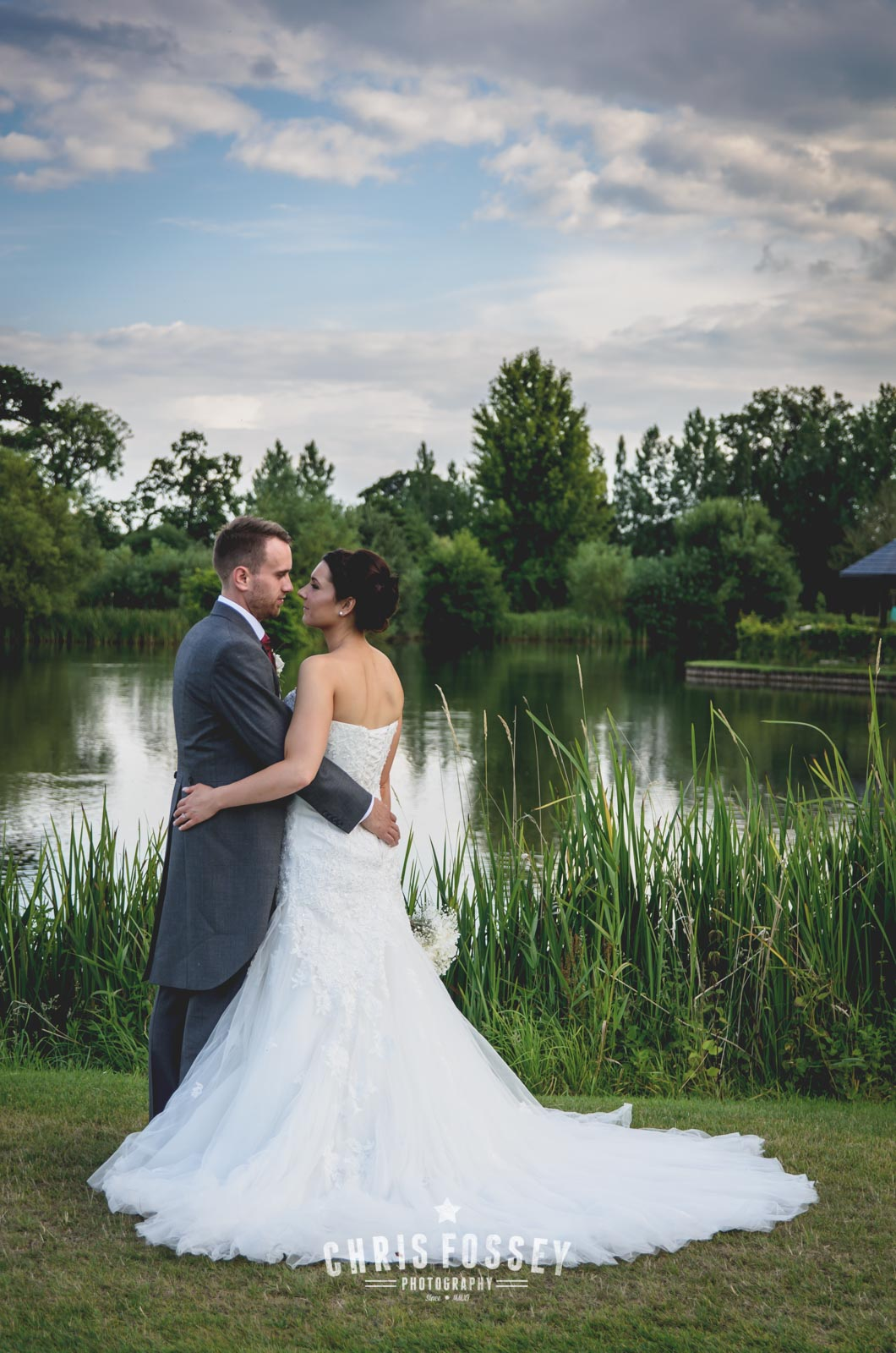 Ardencote Warwickshire Wedding Photography by Chris Fossey Photography (1 of 2)