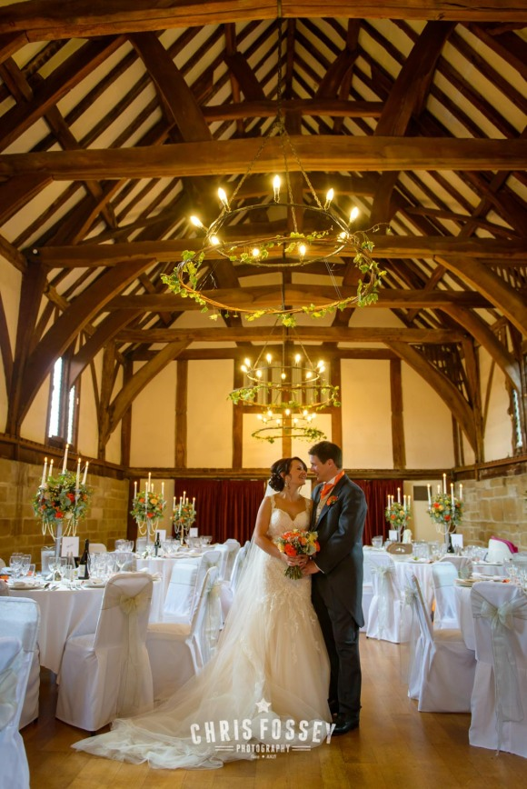 St Marys Warwick Lord Leycester Wedding Photographer by Chris Fossey Photography (10 of 16)