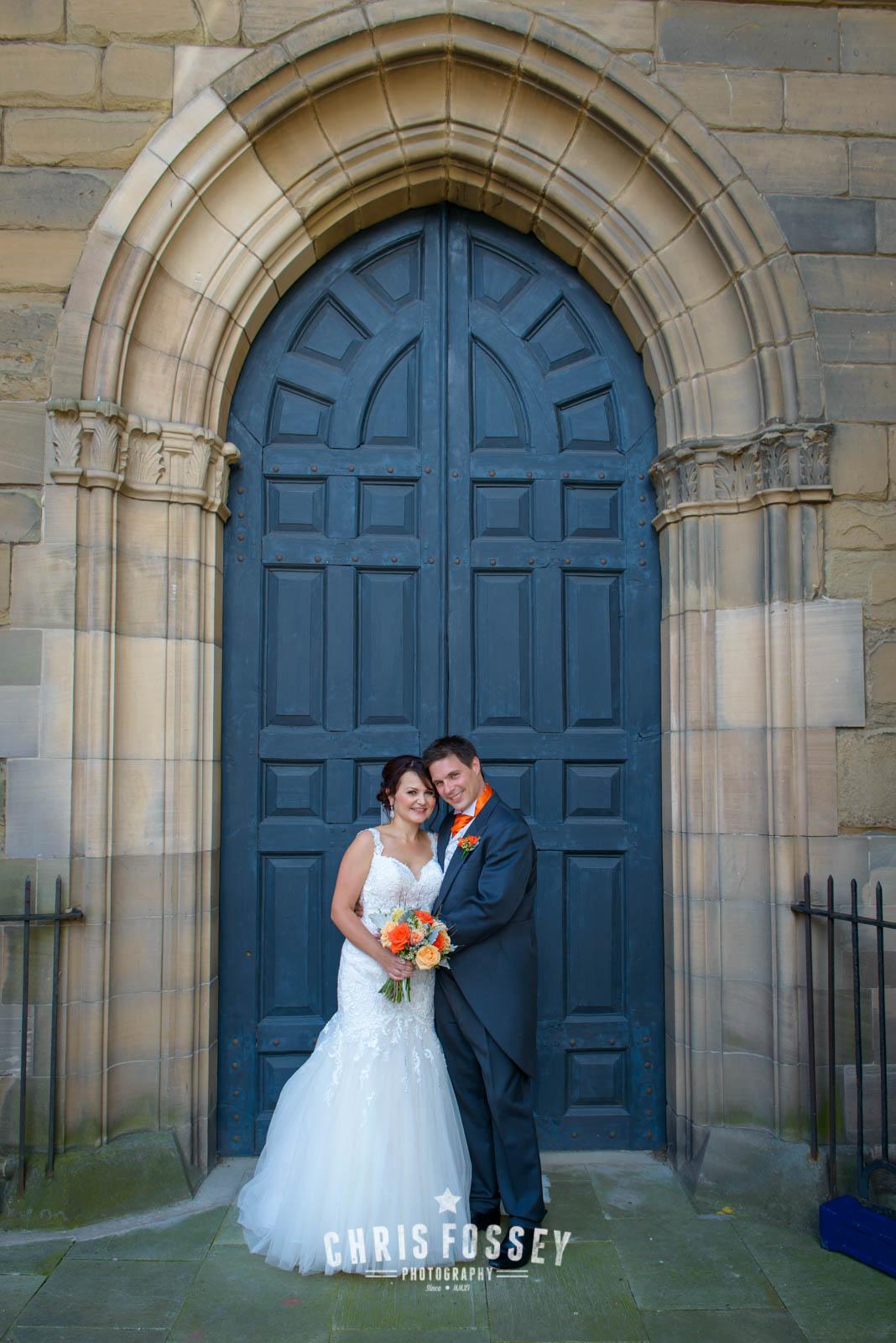 St Marys Warwick Lord Leycester Wedding Photographer by Chris Fossey Photography