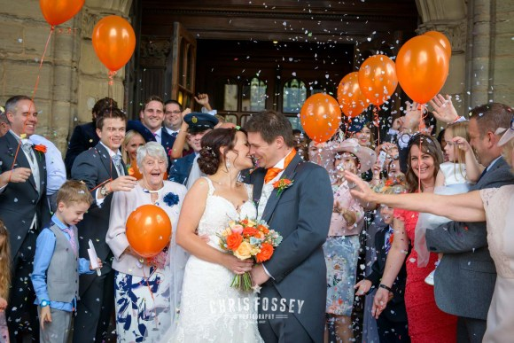 St Marys Warwick Lord Leycester Wedding Photographer by Chris Fossey Photography