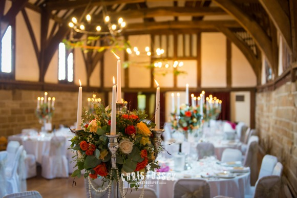 St Marys Warwick Lord Leycester Wedding Photographer by Chris Fossey Photography (9 of 16)