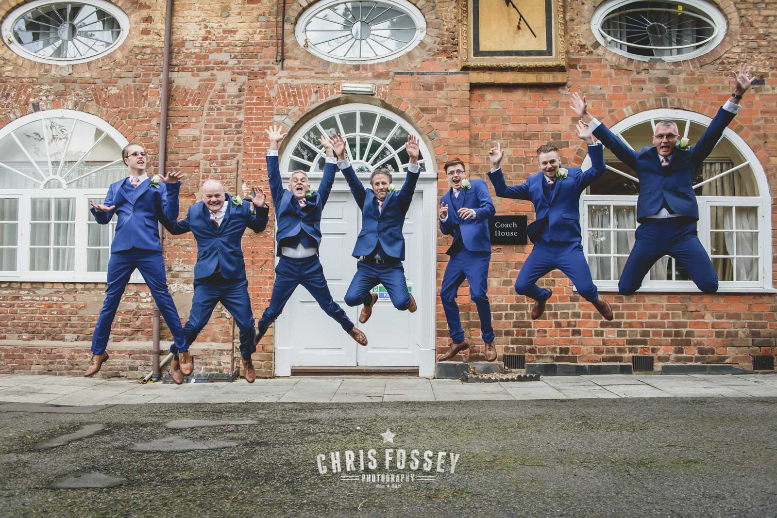 Stratford Alveston Manor Wedding Photographer by Chris Fossey Photography