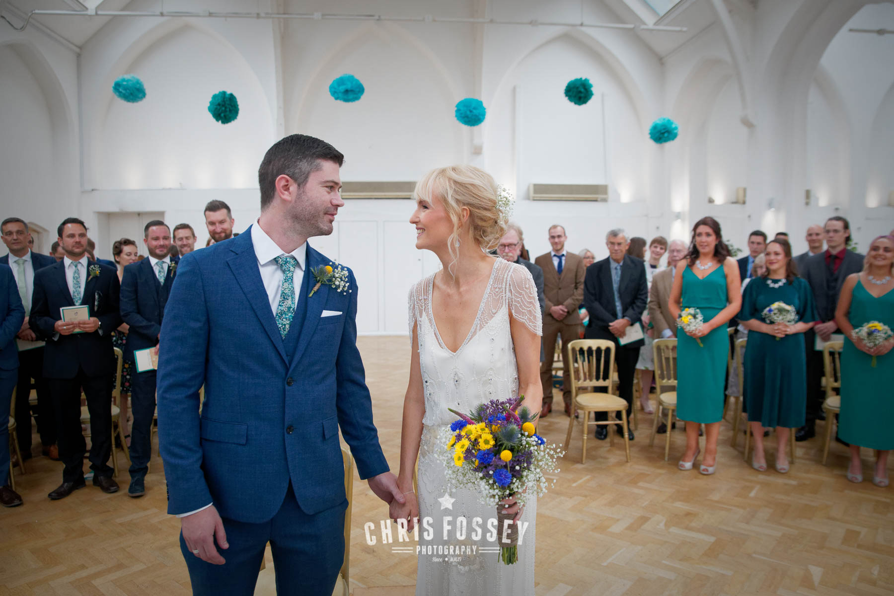Wedding Photography The Old Library Digbeth Birmingham B9 4AT