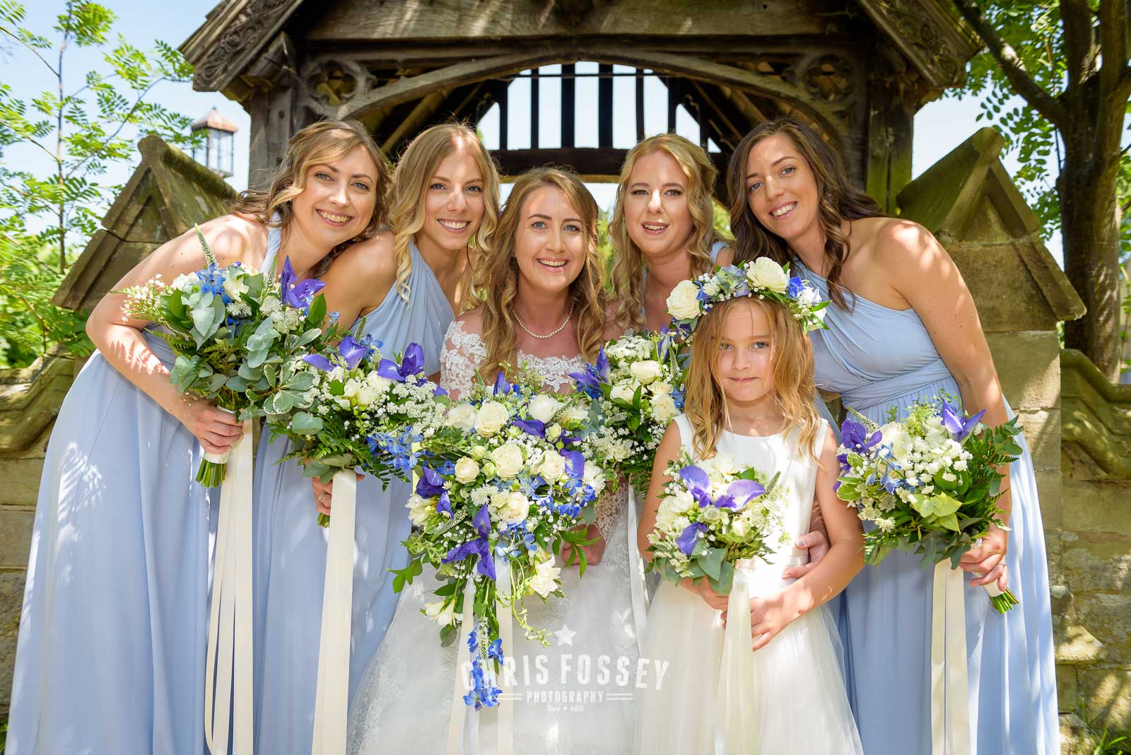 Sherbourne Park Warwick Wedding Photography by Chris Fossey Photography