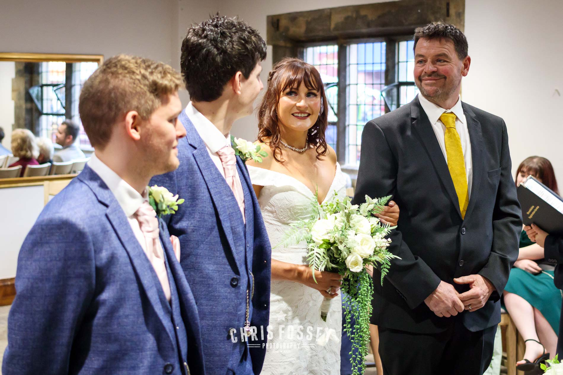 Henley Room Warwickshire Wedding Photography Stratford-upon-Avon Vintners
