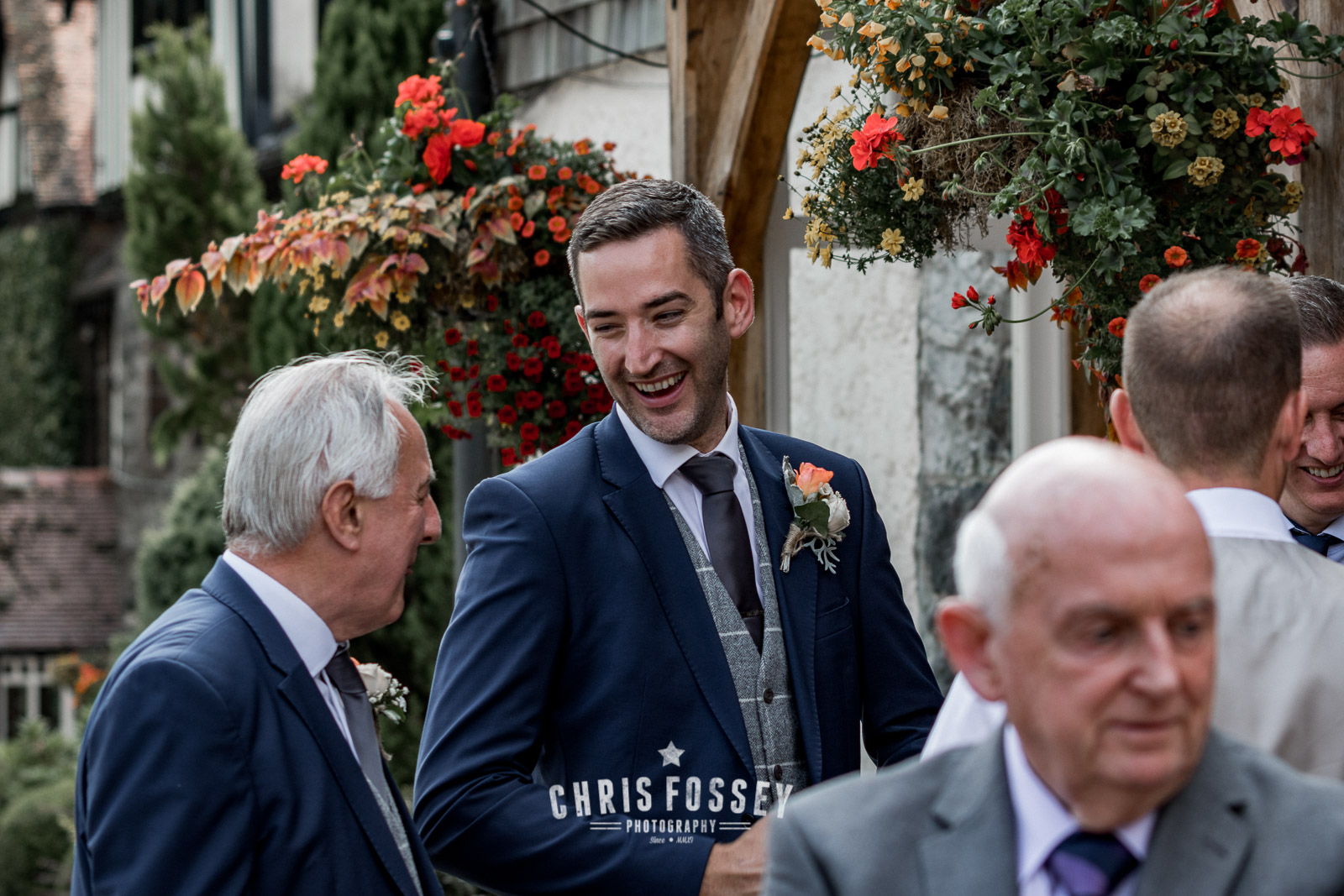 Destination Wedding Photography Warwickshire by Chris Fossey Photography Photographer