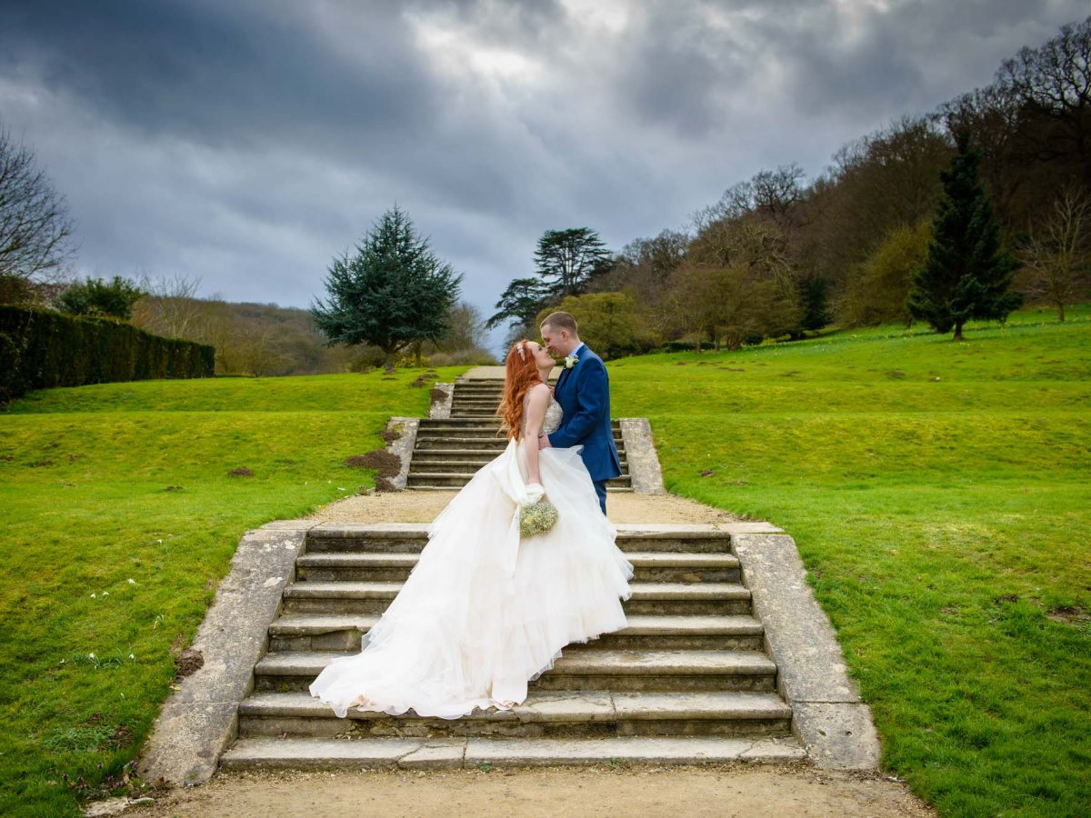 Dumbleton Hall Wedding Photography Banner Warwick by Wedding Photographer Chris Fossey Photography-1