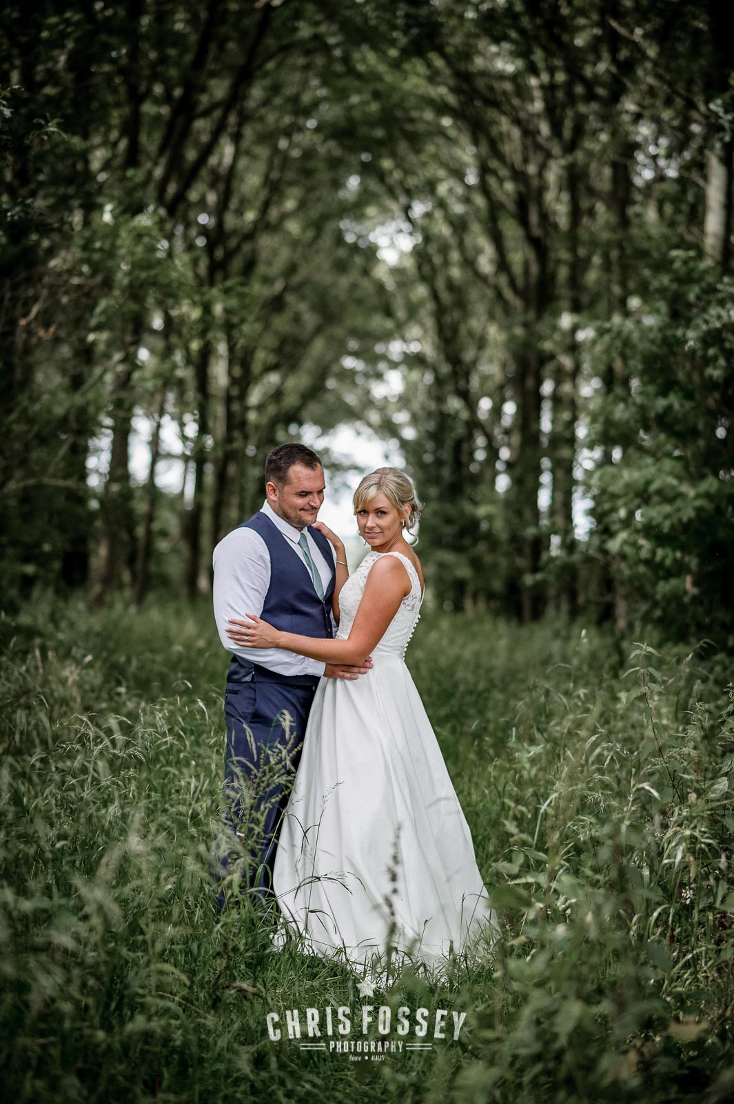 Swallows Nest Barn Wedding Photography Warwick by Wedding Photographer Chris Fossey Photography
