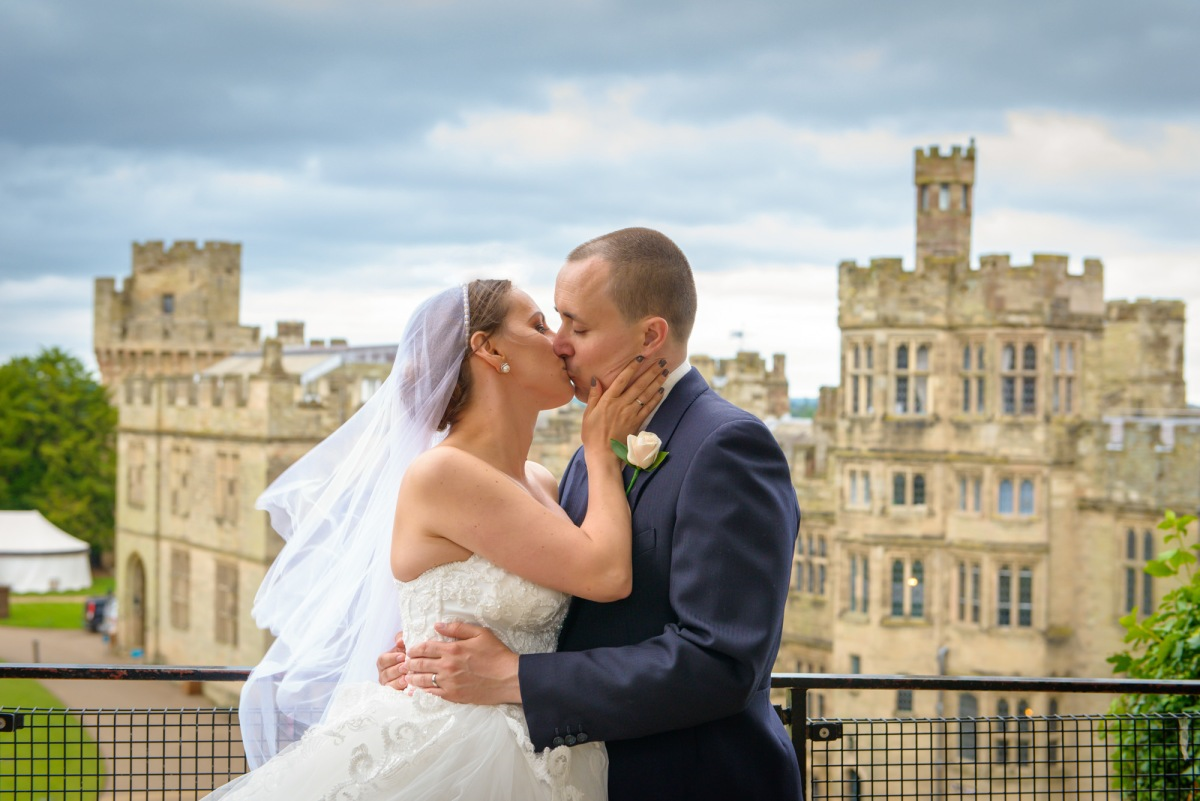 Warwick Castle Wedding Photography by Chris Fossey Photography Banner (1 of 1)