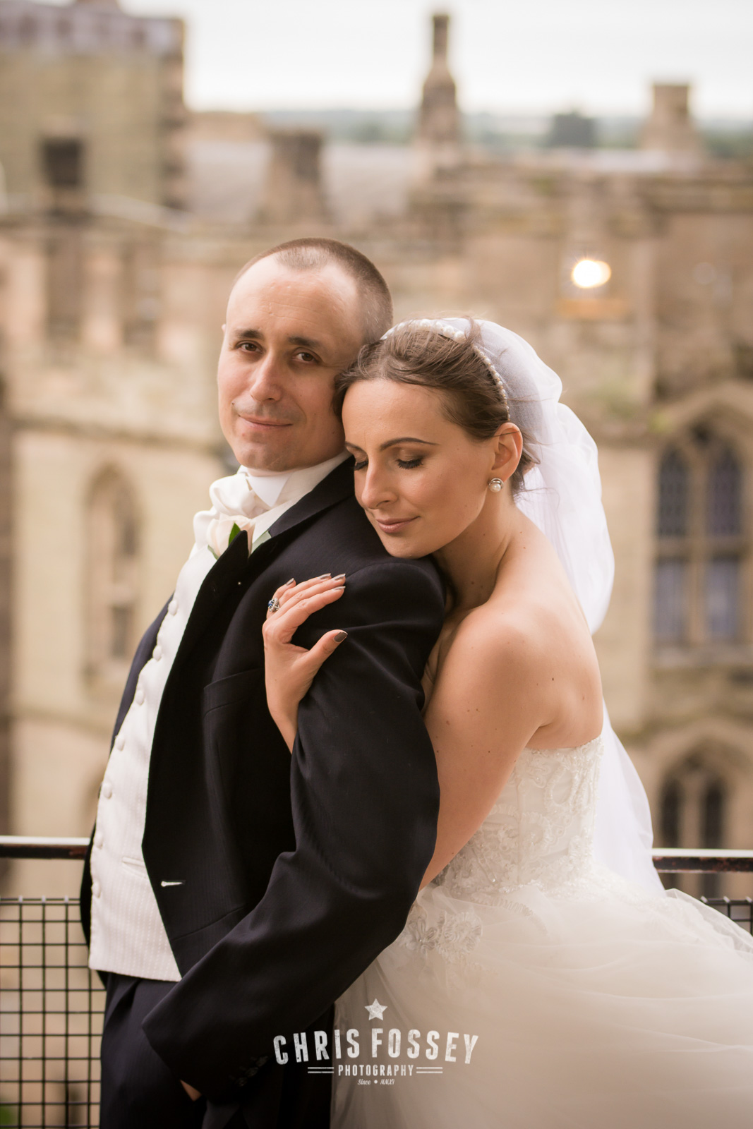 Warwick Castle Wedding Photography Warwickshire Wedding Photos by Chris Fossey Photography