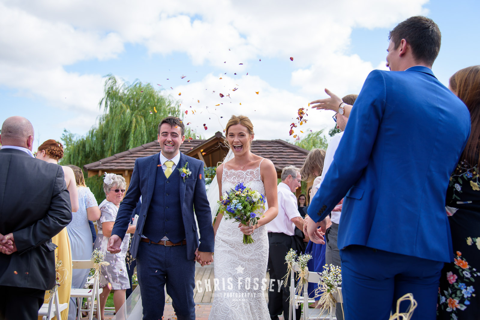 Wootton Park Stratford Warwickshire Wedding Photographer by Chris Fossey Photography