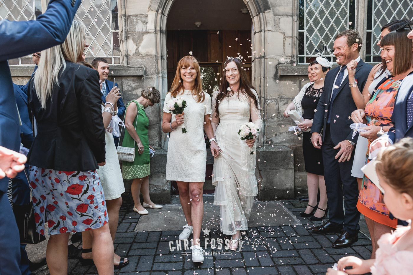 Same Sex Warwickshire Wedding Photographer Chris Fossey Photography