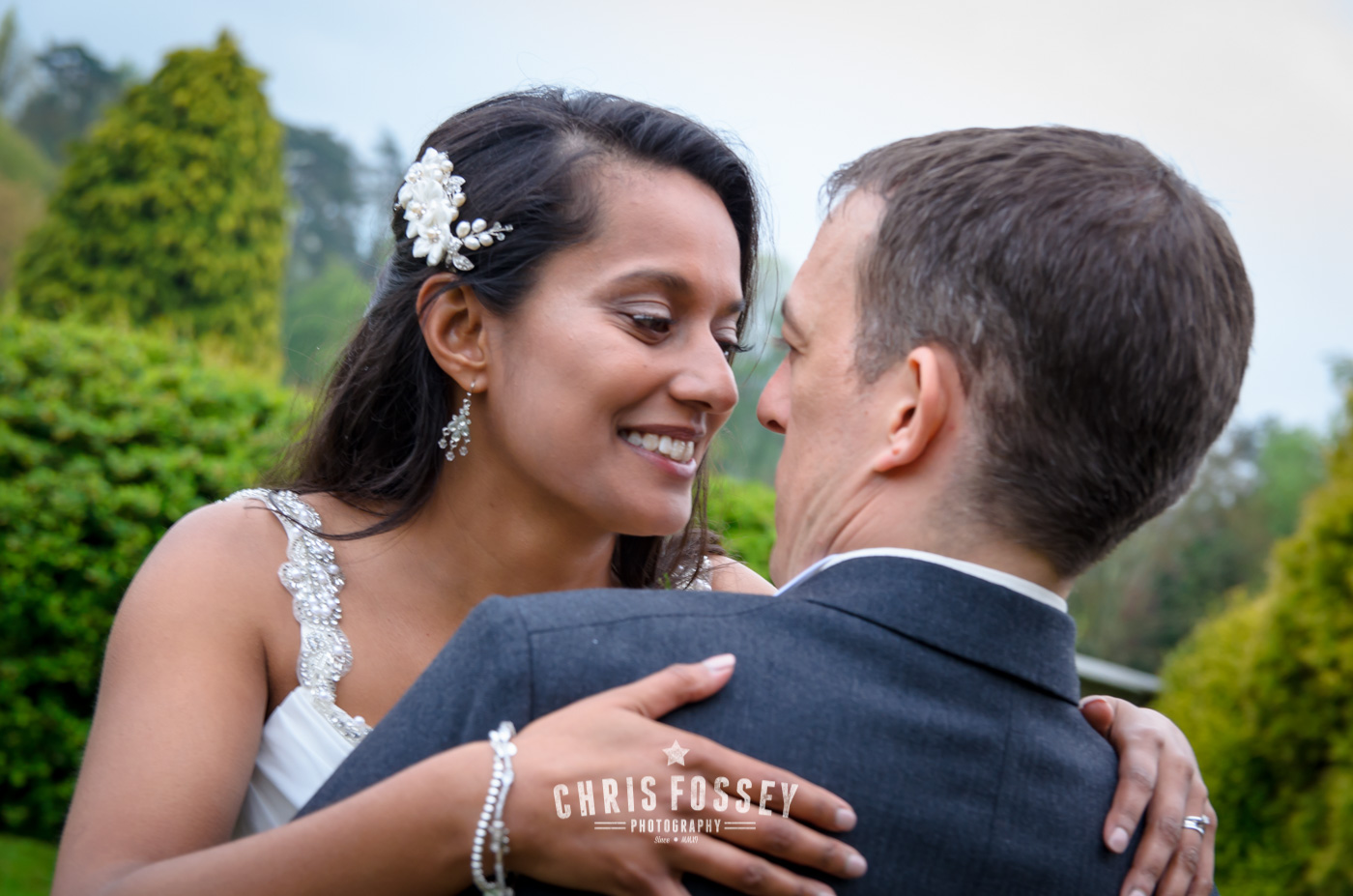Dunchurch Park Hotel Rugby Warwickshire Wedding Photographer by Chris Fossey Photography
