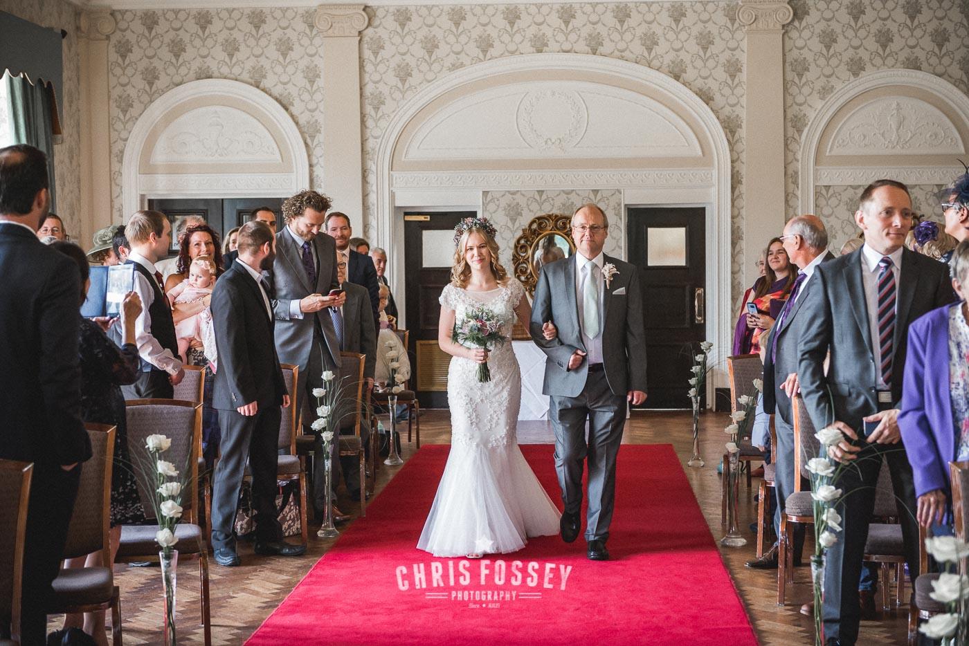 Dunchurch Park Hotel Wedding Photographer