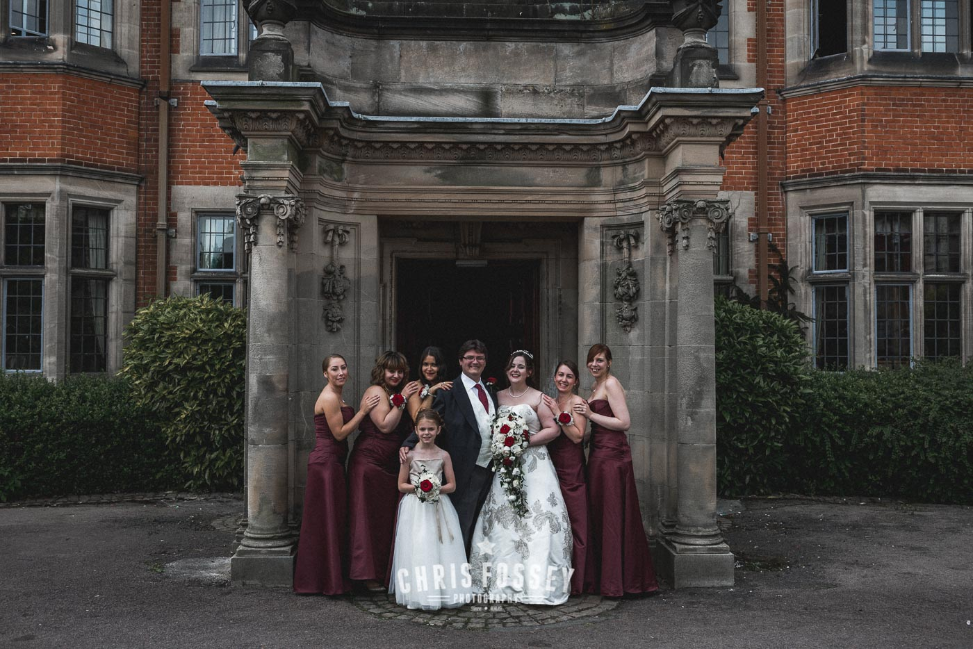 Dunchurch Park Hotel Wedding Photographer