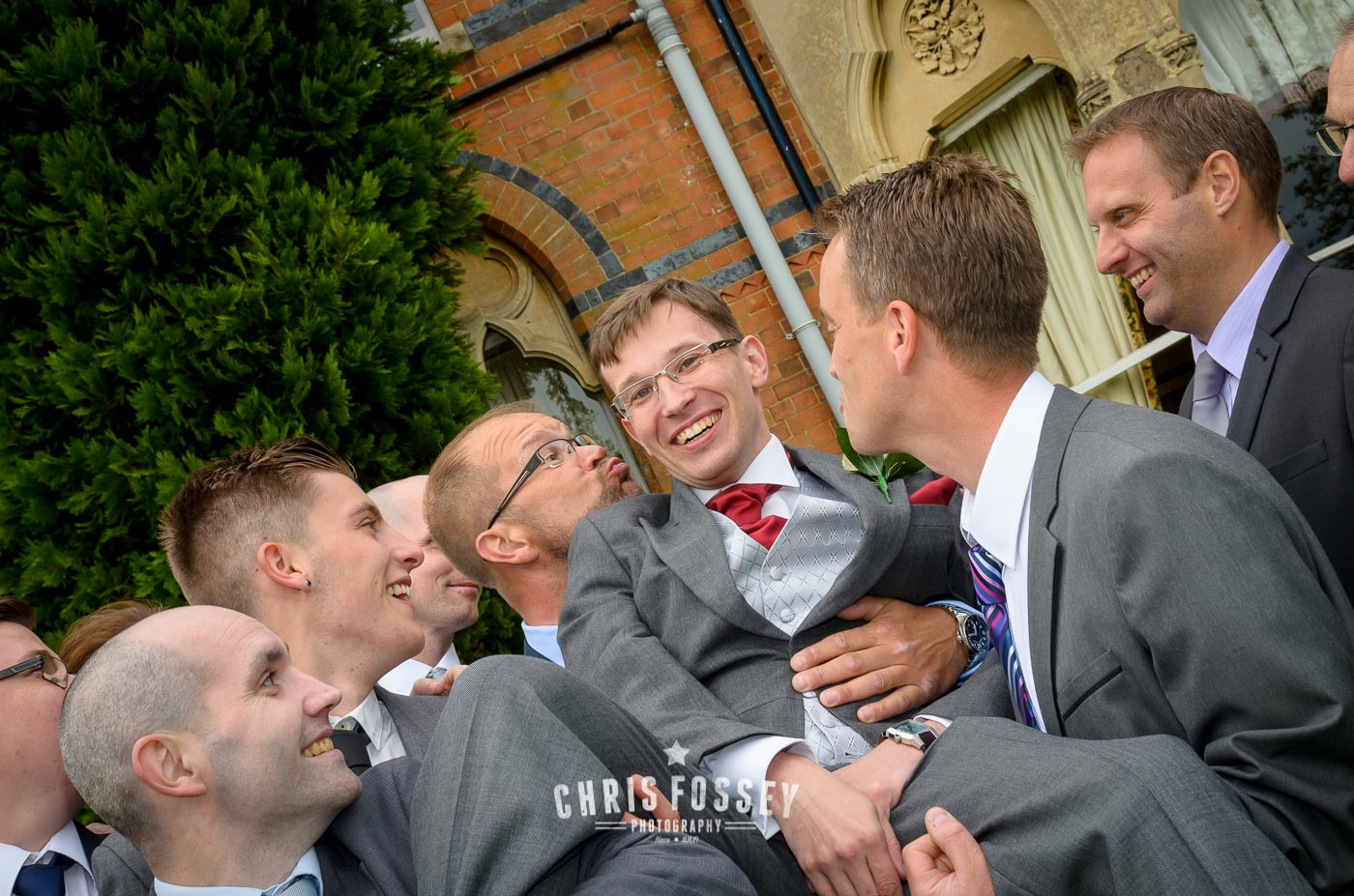Ettington Chase Stratford Wedding Photographer