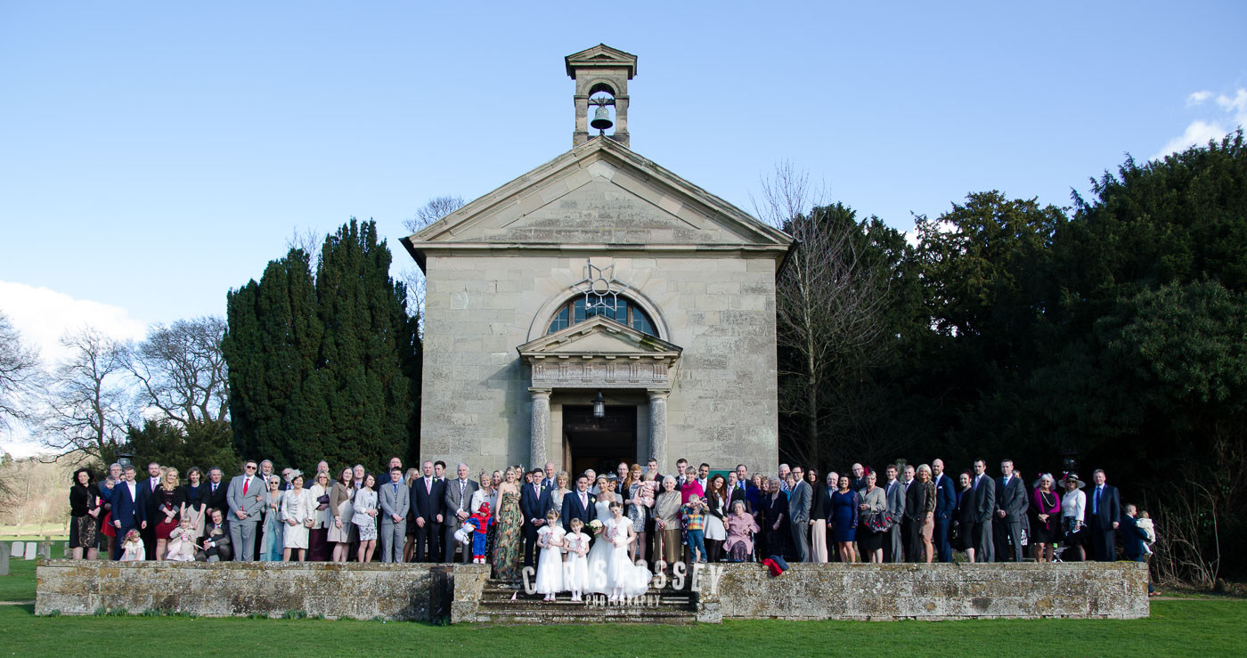 Walton Hall Warwickshire Wedding Photographer by Chris Fossey Photography