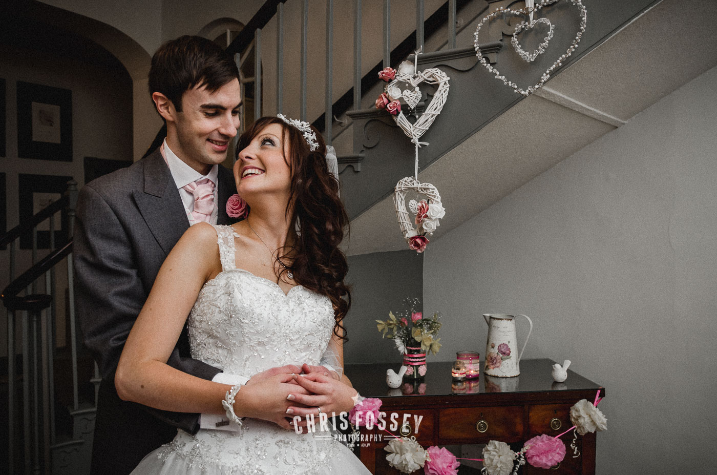 Warwick House Wedding Photographer Chris Fossey Photography