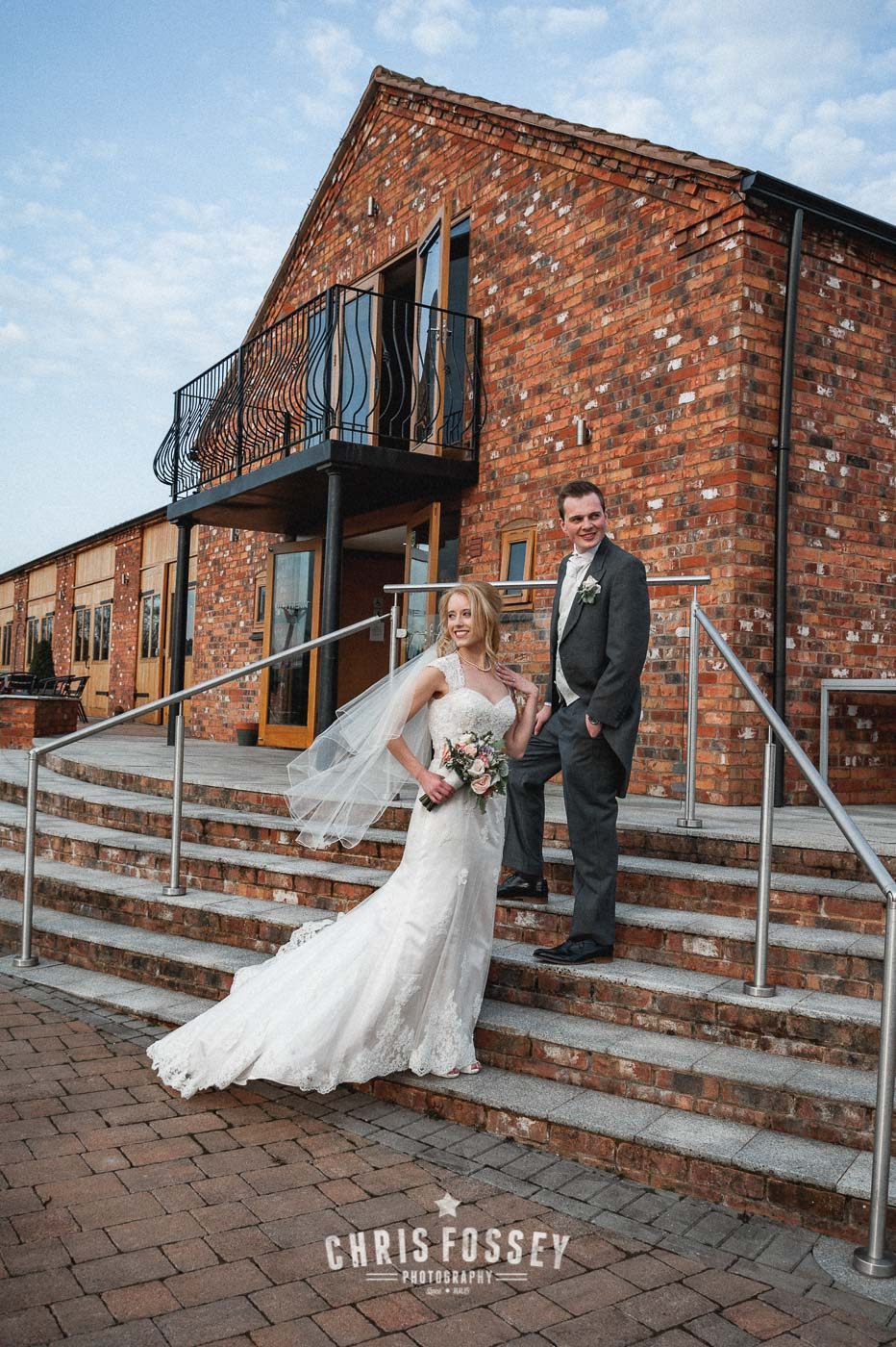 Wootton Park Stratford Wedding Photographer